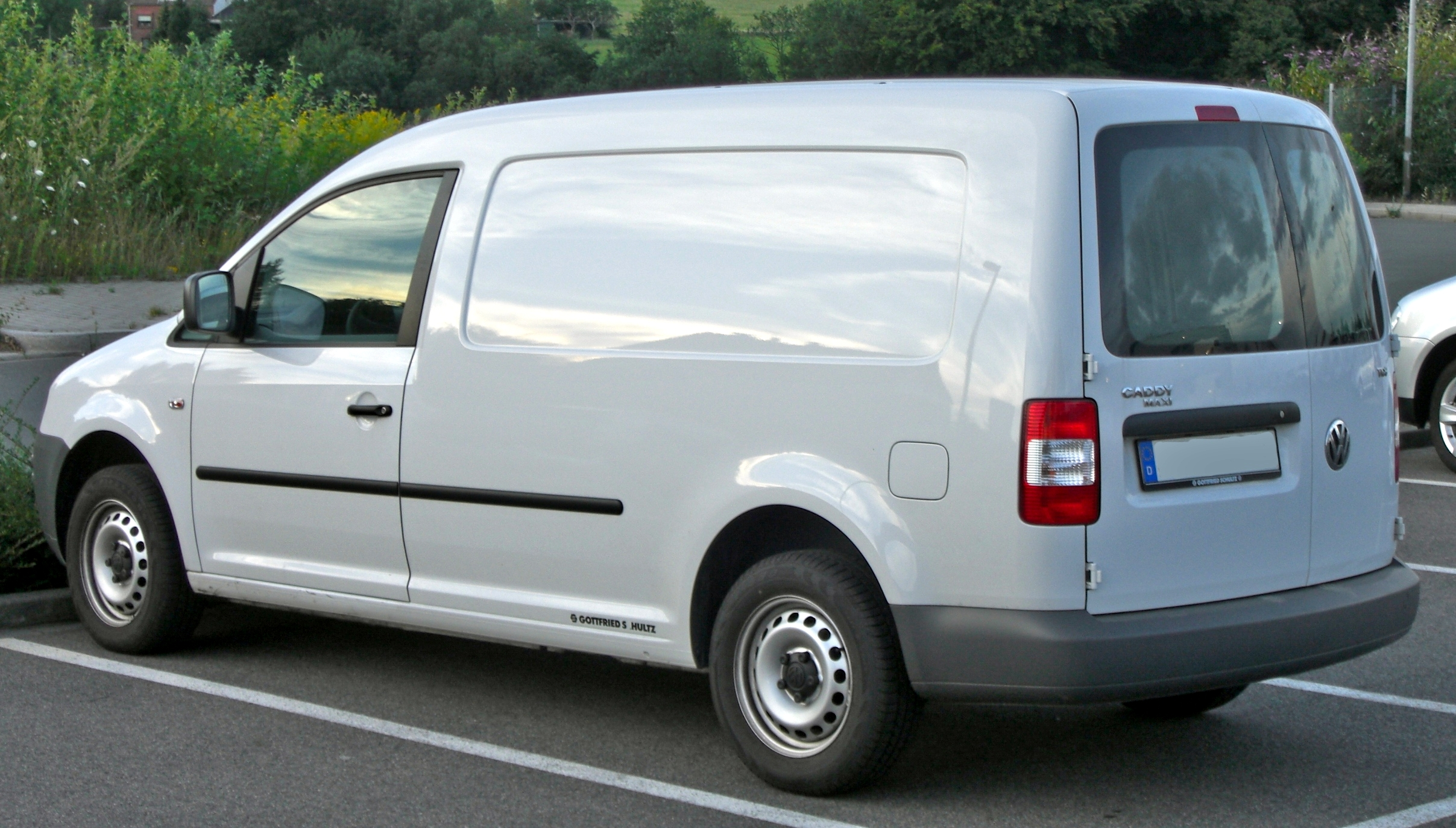 2009 Volkswagen Caddy #8