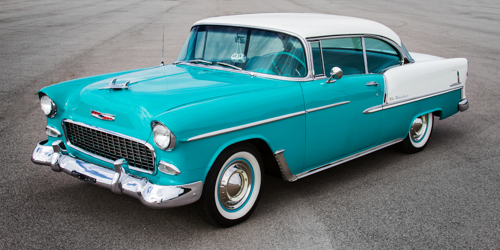 1955 Chevrolet Bel Air #2