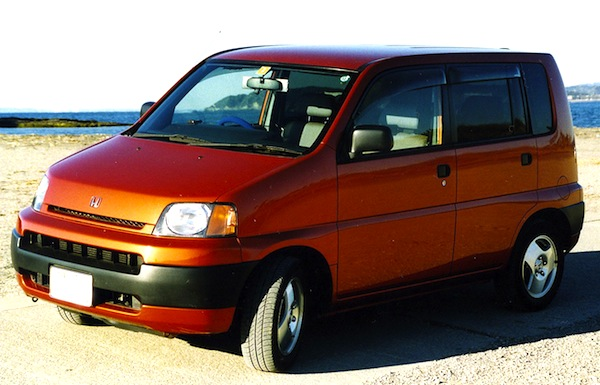 1998 Honda Step Wagon #12