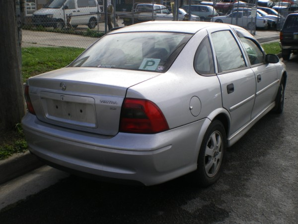 Holden Vectra #10
