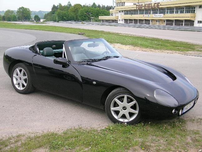 2002 TVR Griffith #7