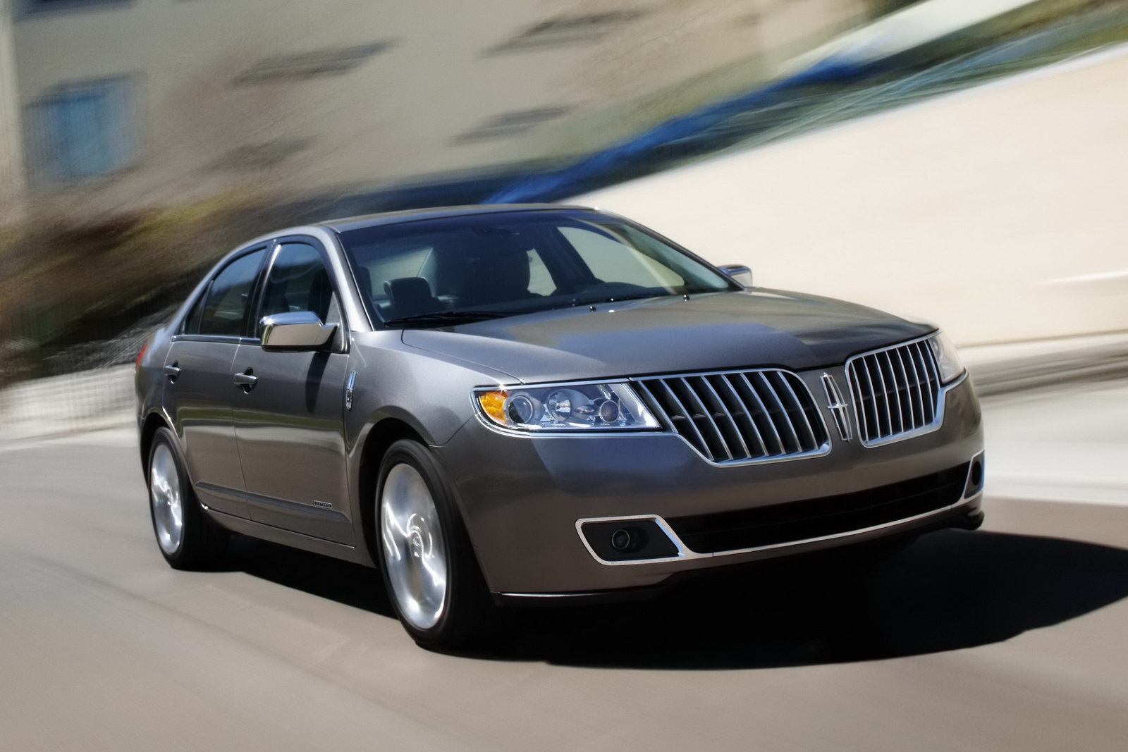 2011 Lincoln Mkz #2