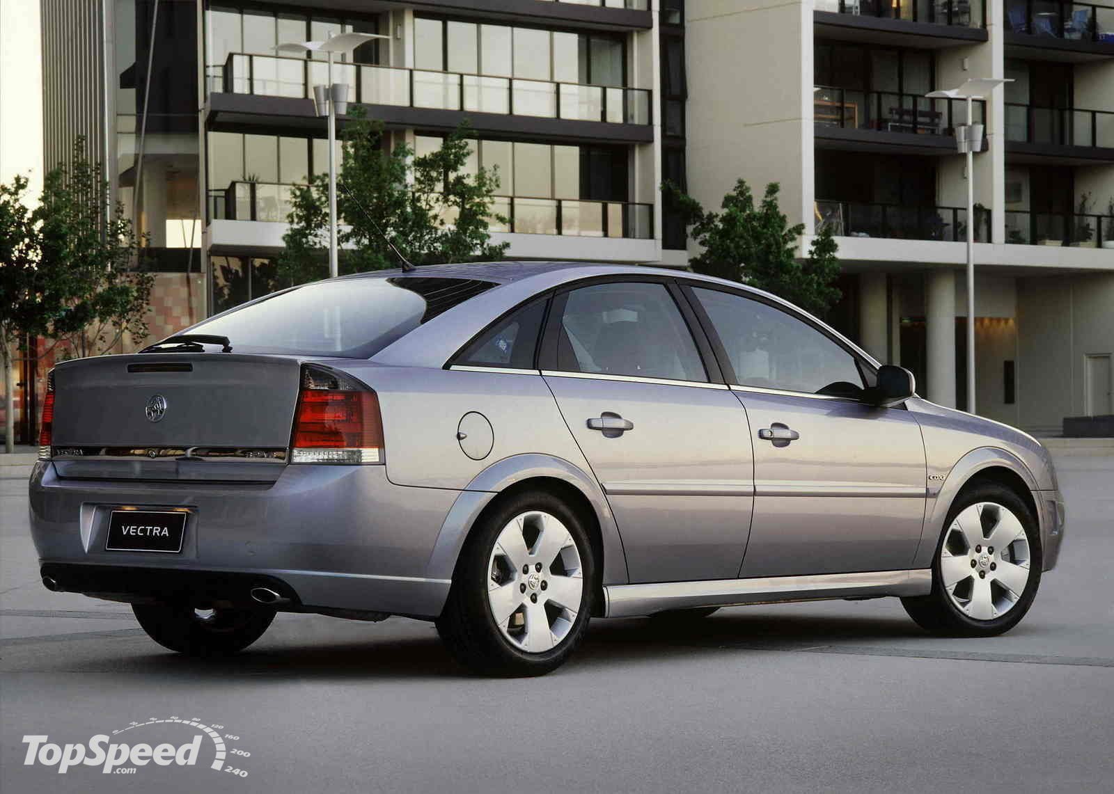 2004 Holden Vectra #5
