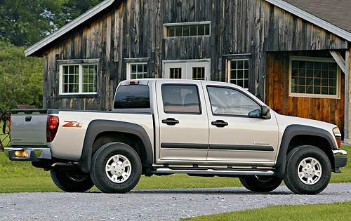 2008 Chevrolet Colorado #10