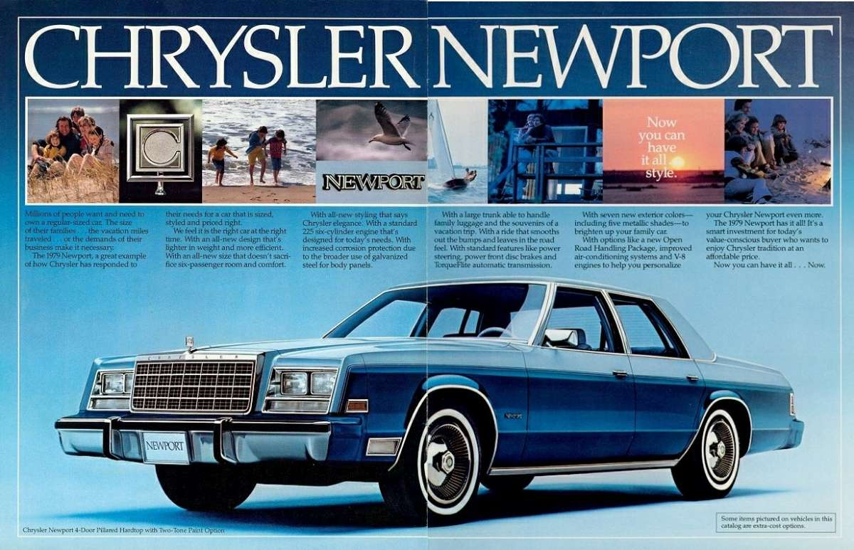 1981 Chrysler Newport #10