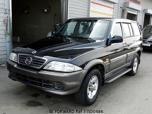 2001 Ssangyong Musso #3