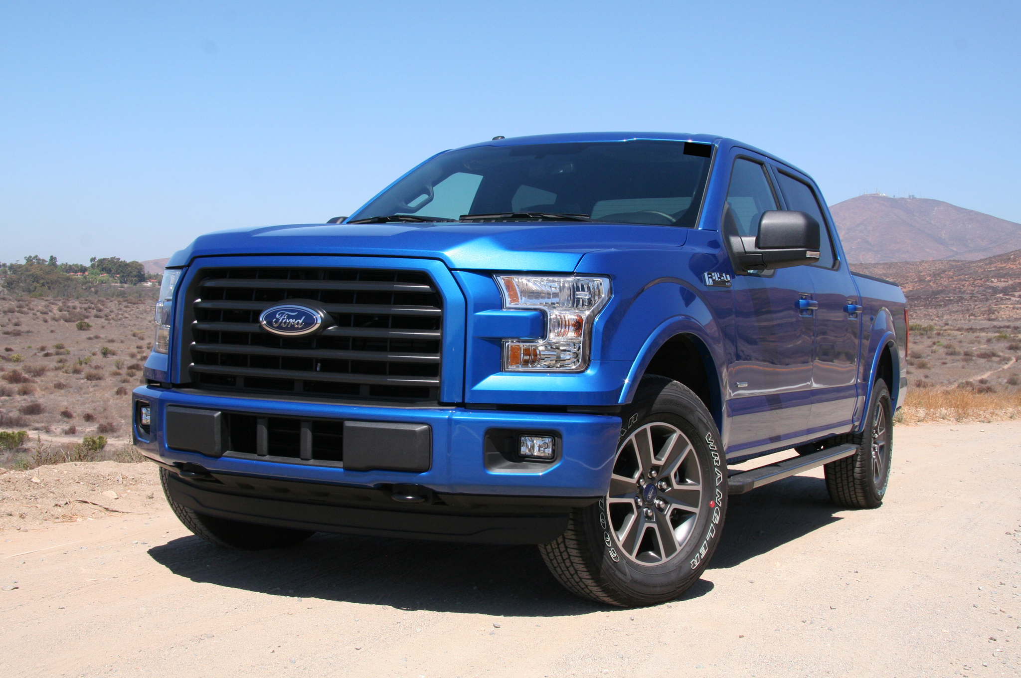2015 Ford F-150 #9