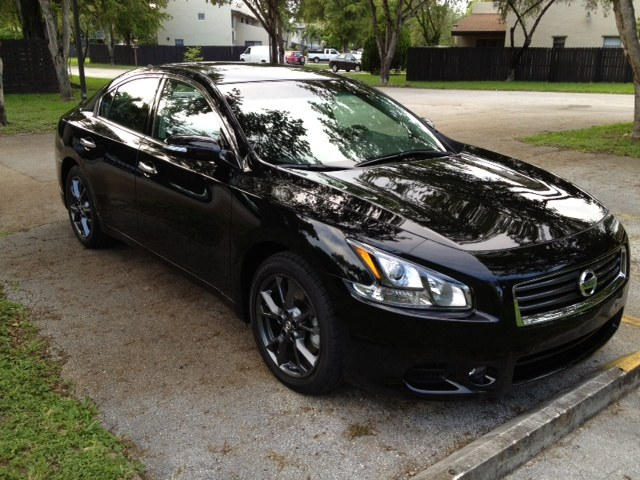 Exceptional 2012 Nissan Maxima #8