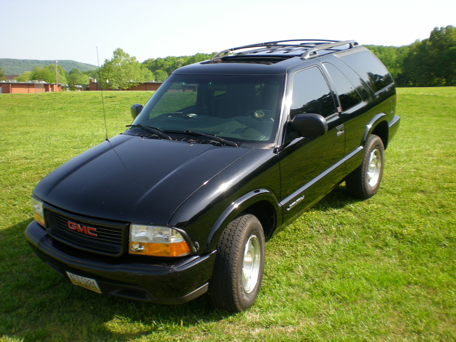 2001 GMC Jimmy #9