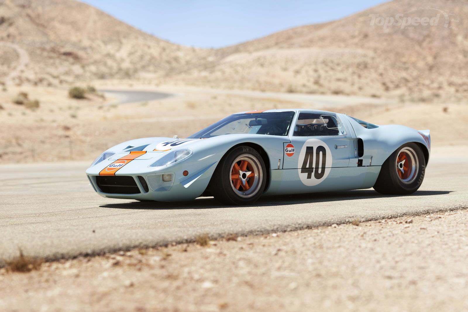 Ford GT 40 #7