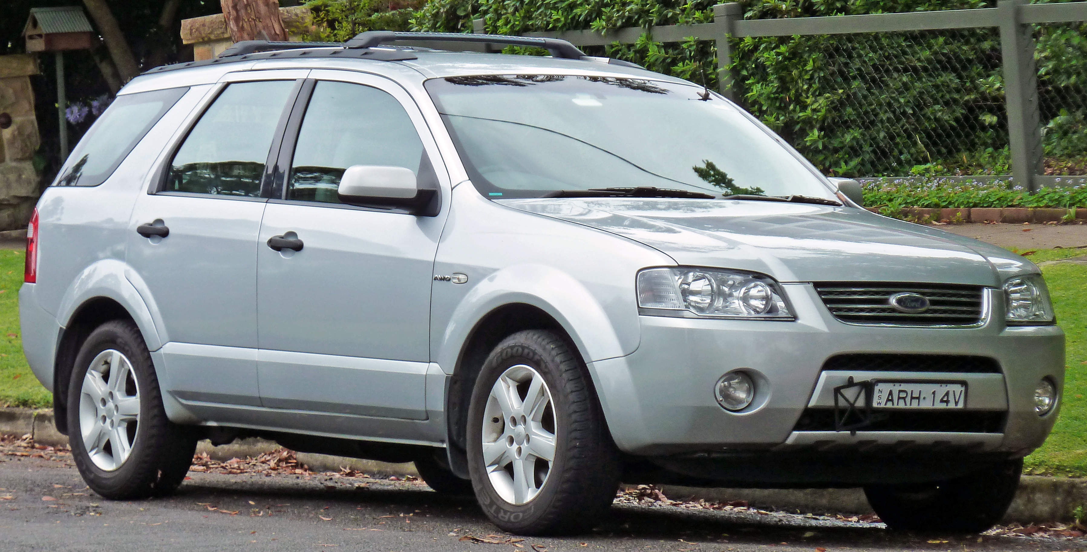 Ford Territory #1