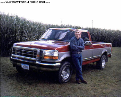 1994 Ford F-150 #5