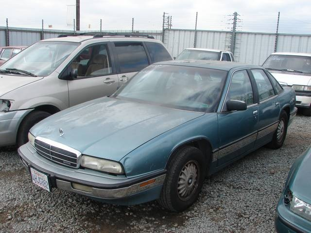 1993 Buick Regal #6