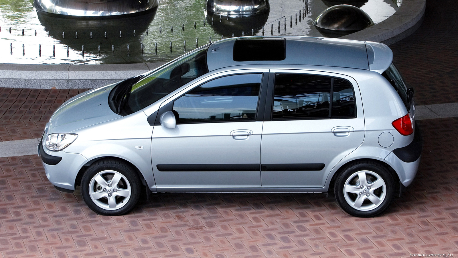 2005 hyundai getz photos informations articles. Black Bedroom Furniture Sets. Home Design Ideas