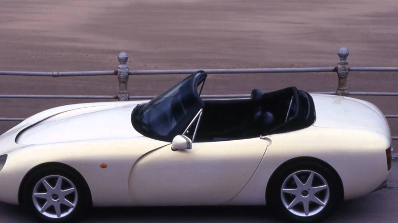 1993 TVR Griffith #3