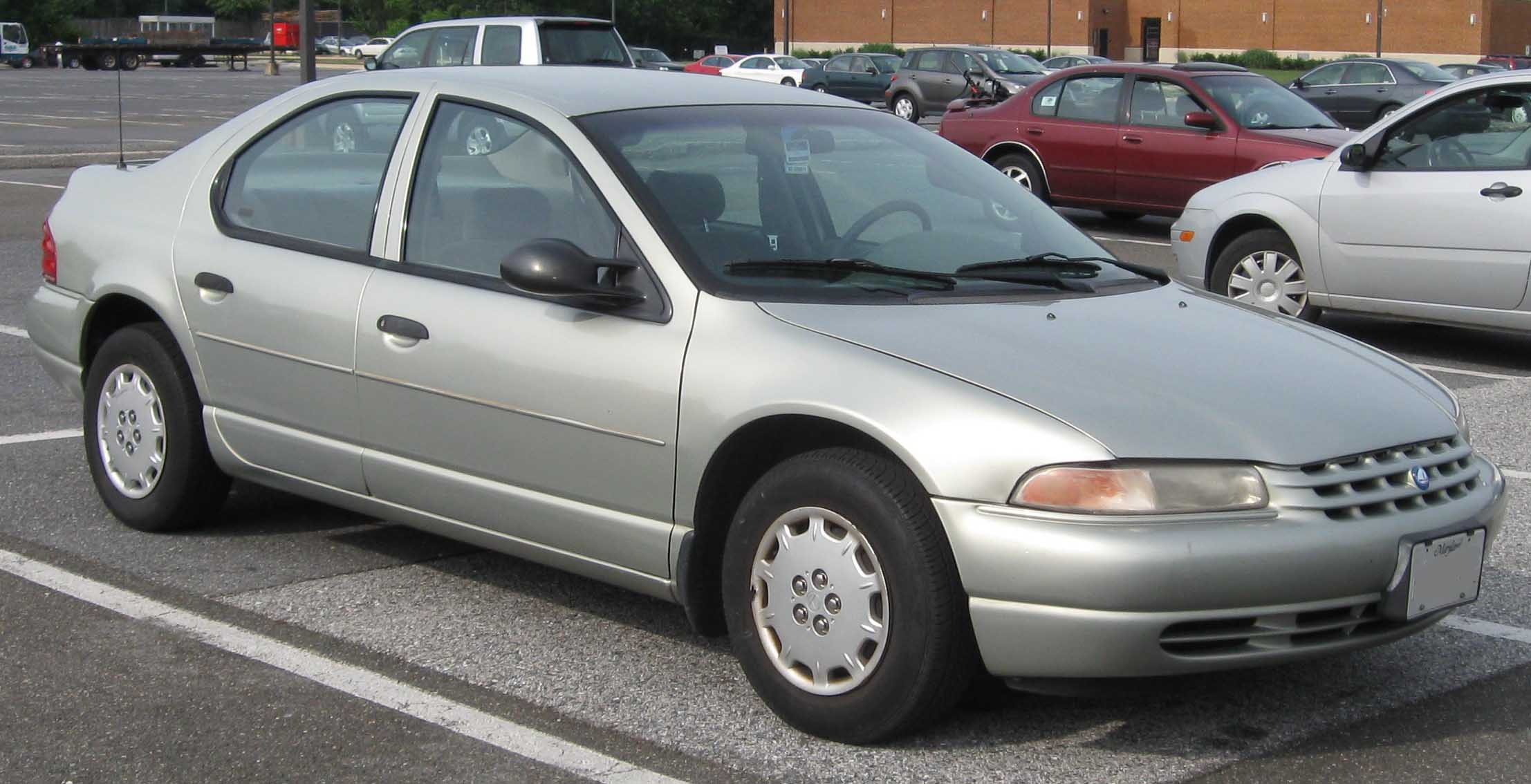 1998 Plymouth Breeze #1