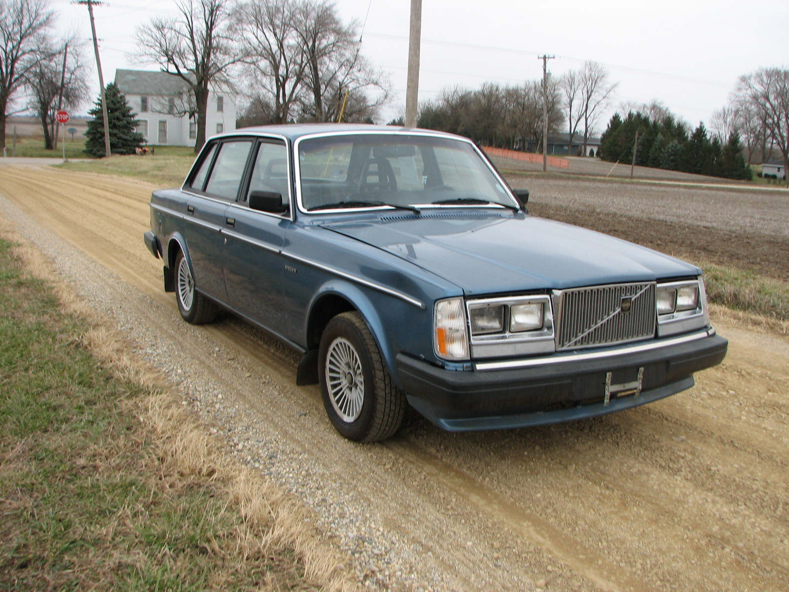 1985 Volvo 245 Photos  Informations  Articles