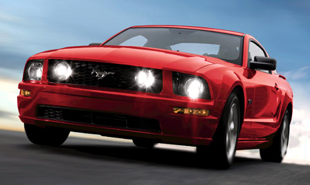 2008 Ford Mustang #5
