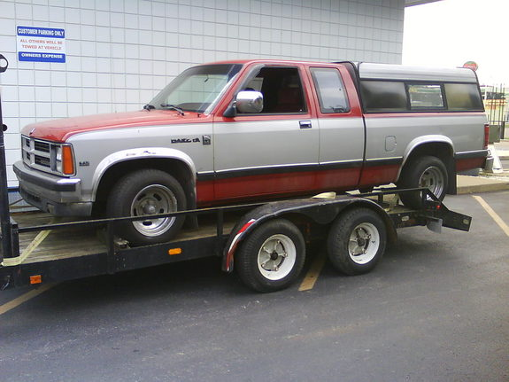 1990 Dodge Dakota #9