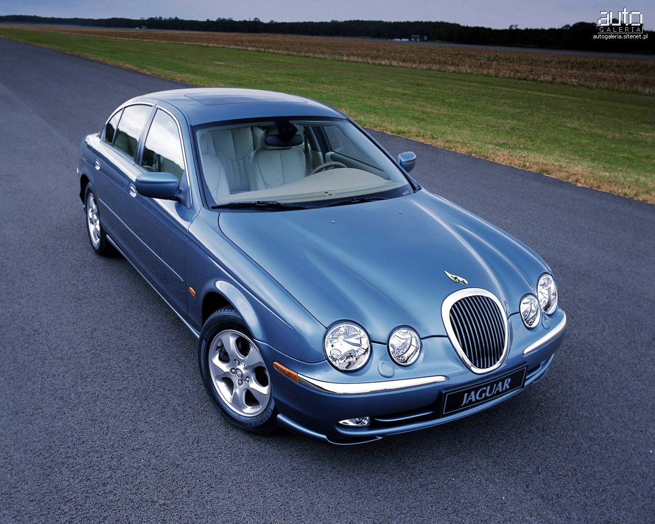 2005 Jaguar S-type #6
