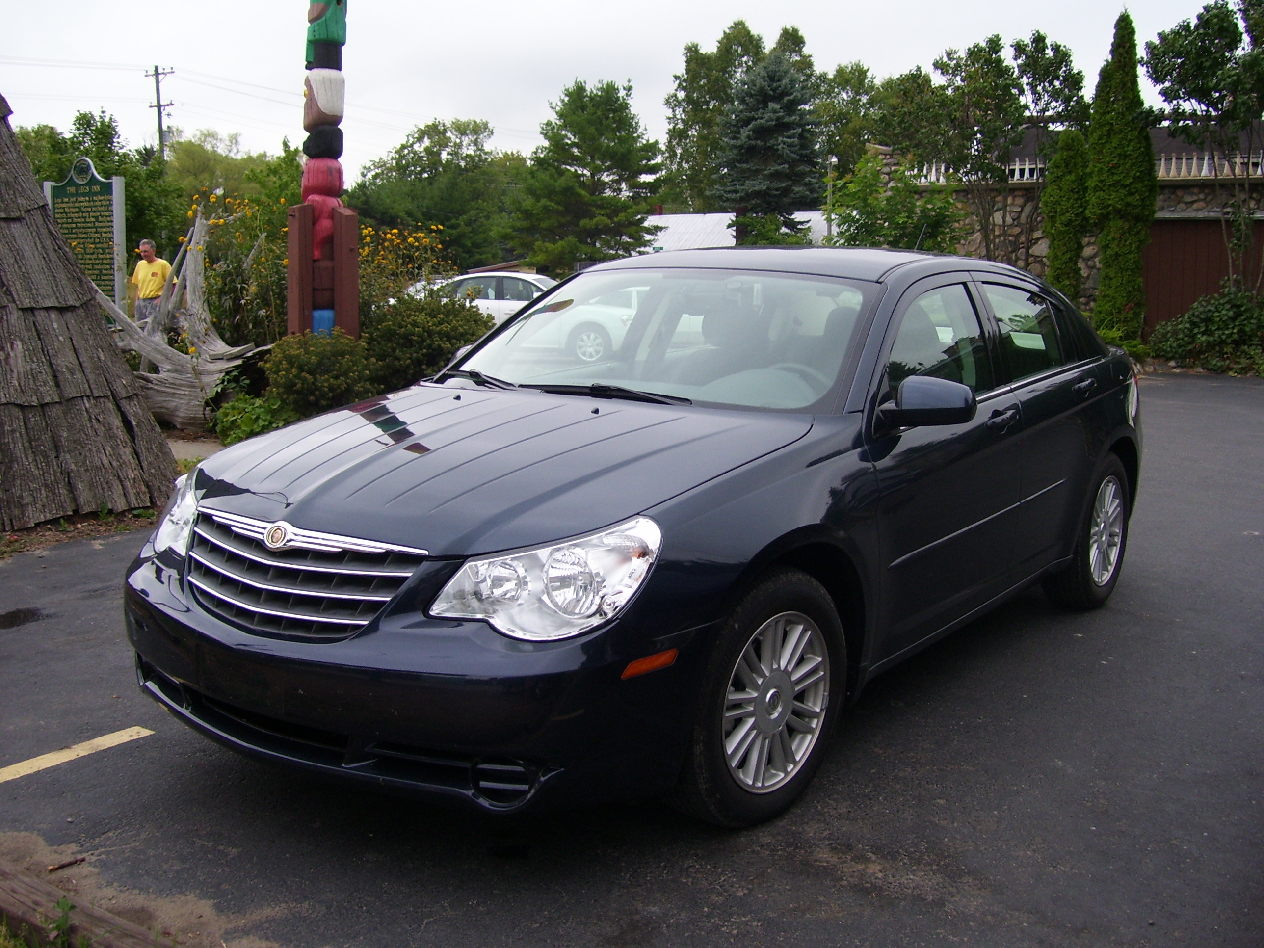 2007 Chrysler Sebring #4