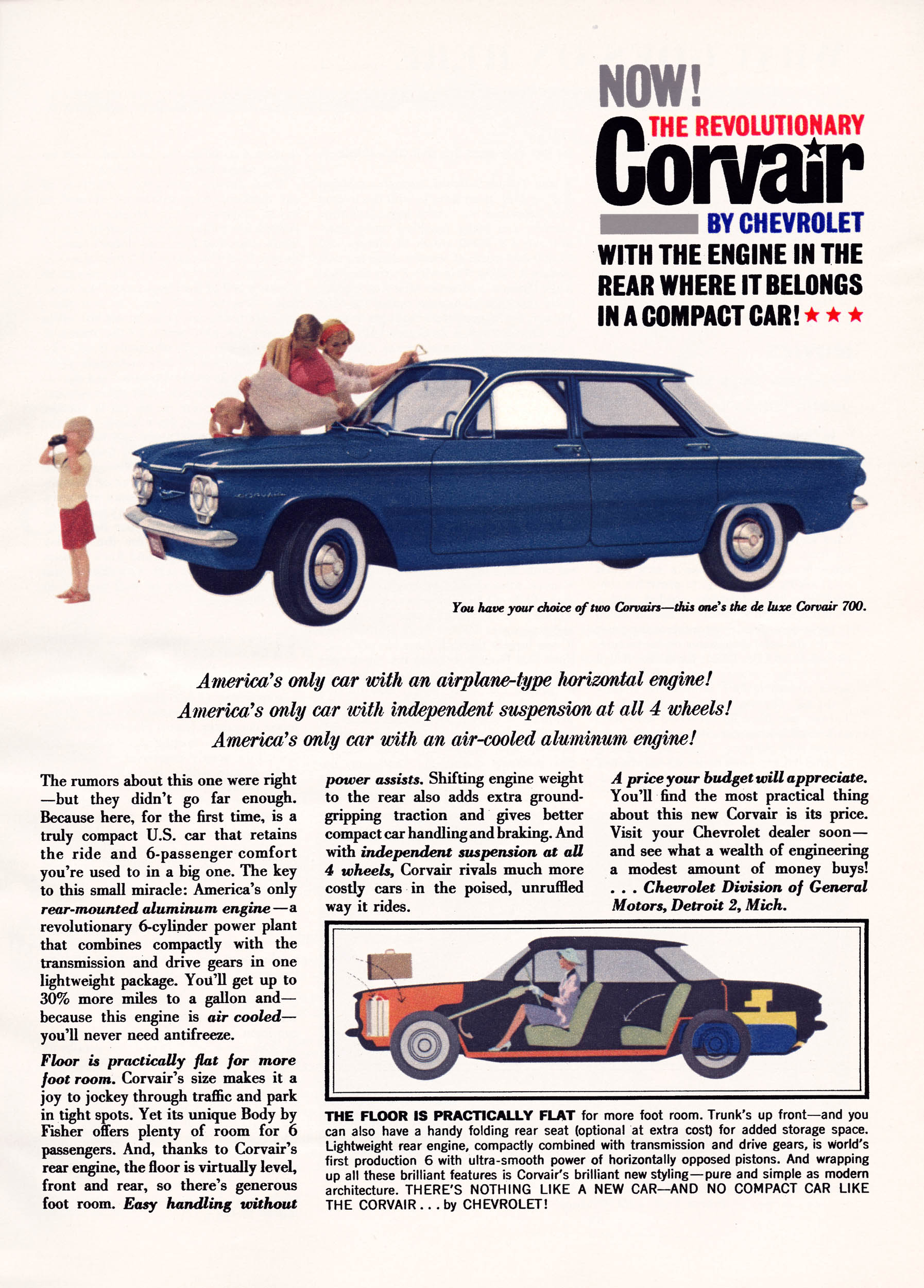 1959 Chevrolet Corvair #5