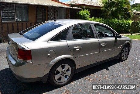 2005 Holden Vectra #10