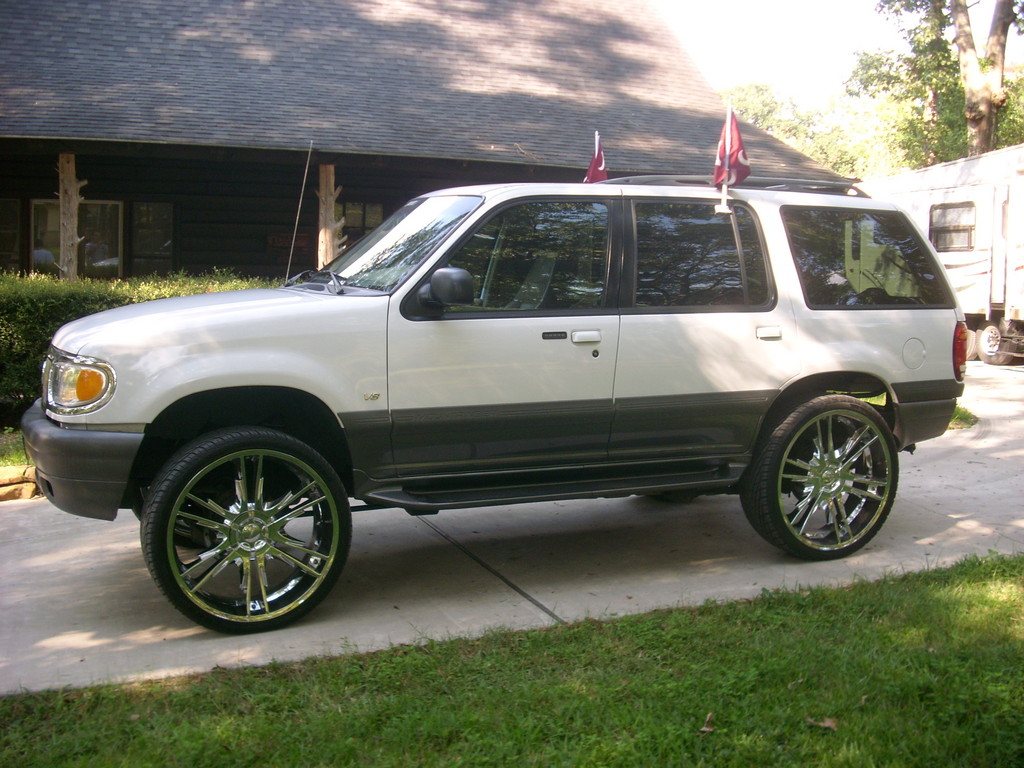 1999 Mercury Mountaineer #5