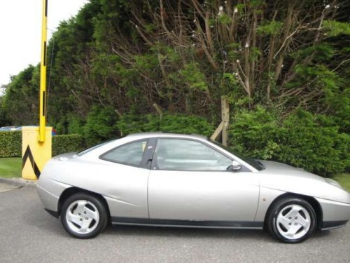 1999 Fiat Coupe #7