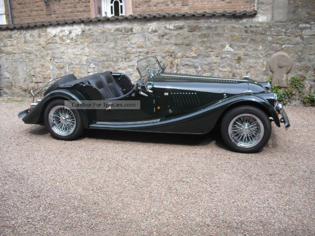 1997 Morgan Plus 4 #4