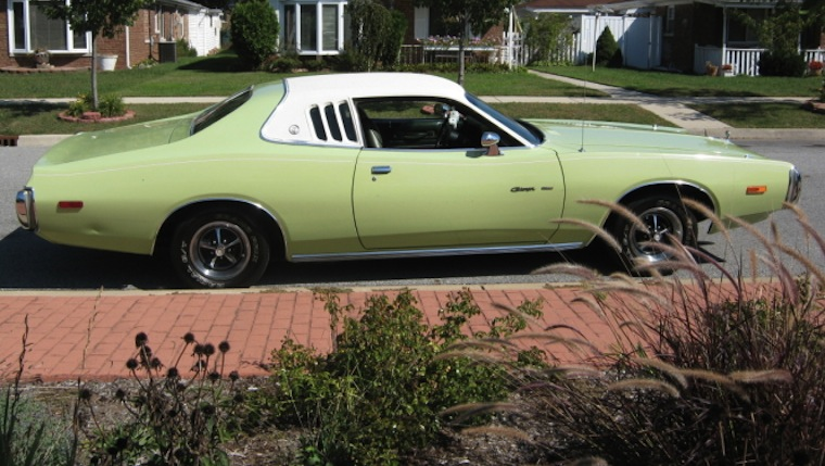 1973 Chrysler Charger #2
