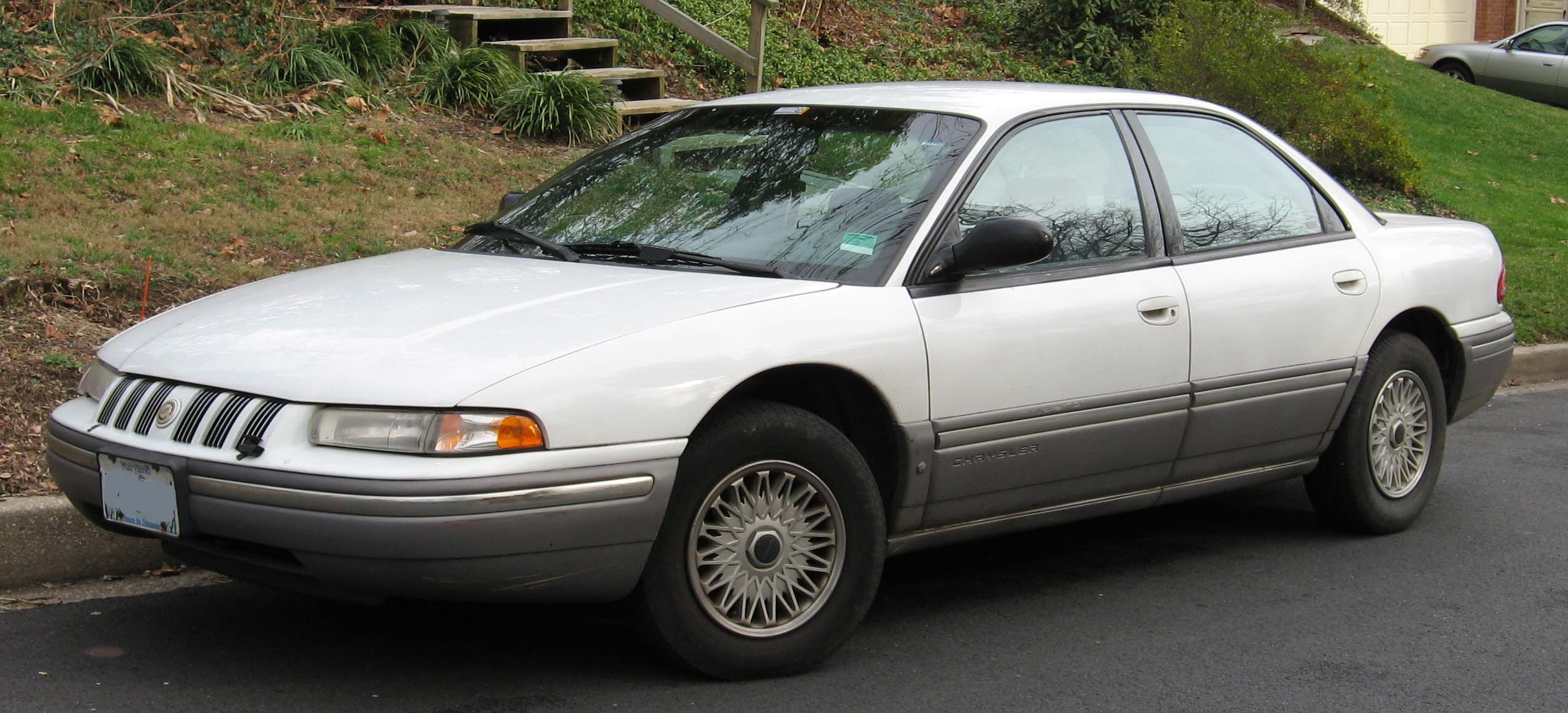1999 Chrysler Concorde #15