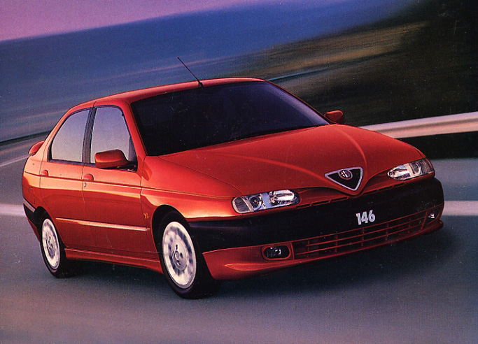 alfa romeo 146 photos informations articles. Black Bedroom Furniture Sets. Home Design Ideas
