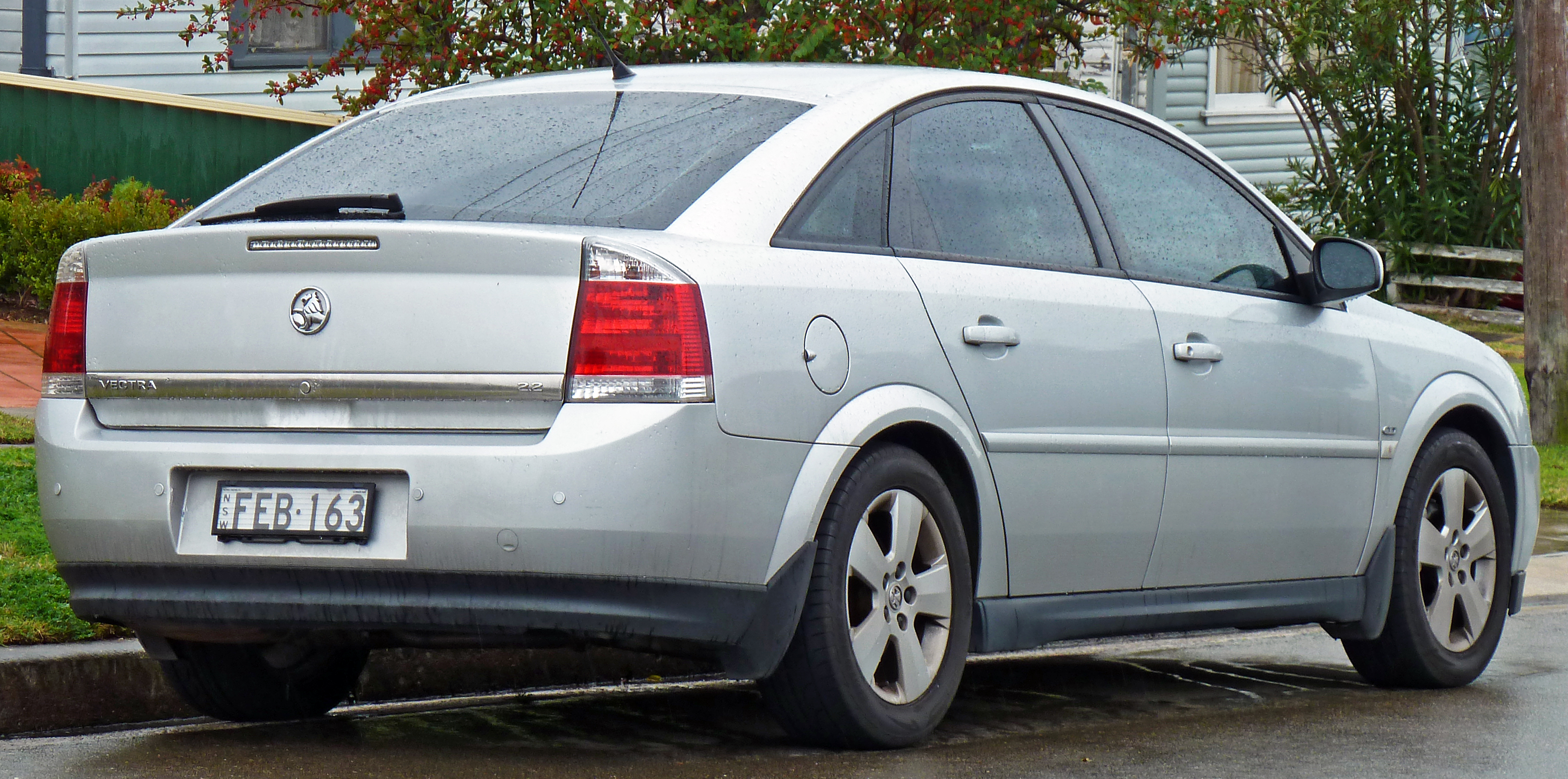 2005 Holden Vectra #7