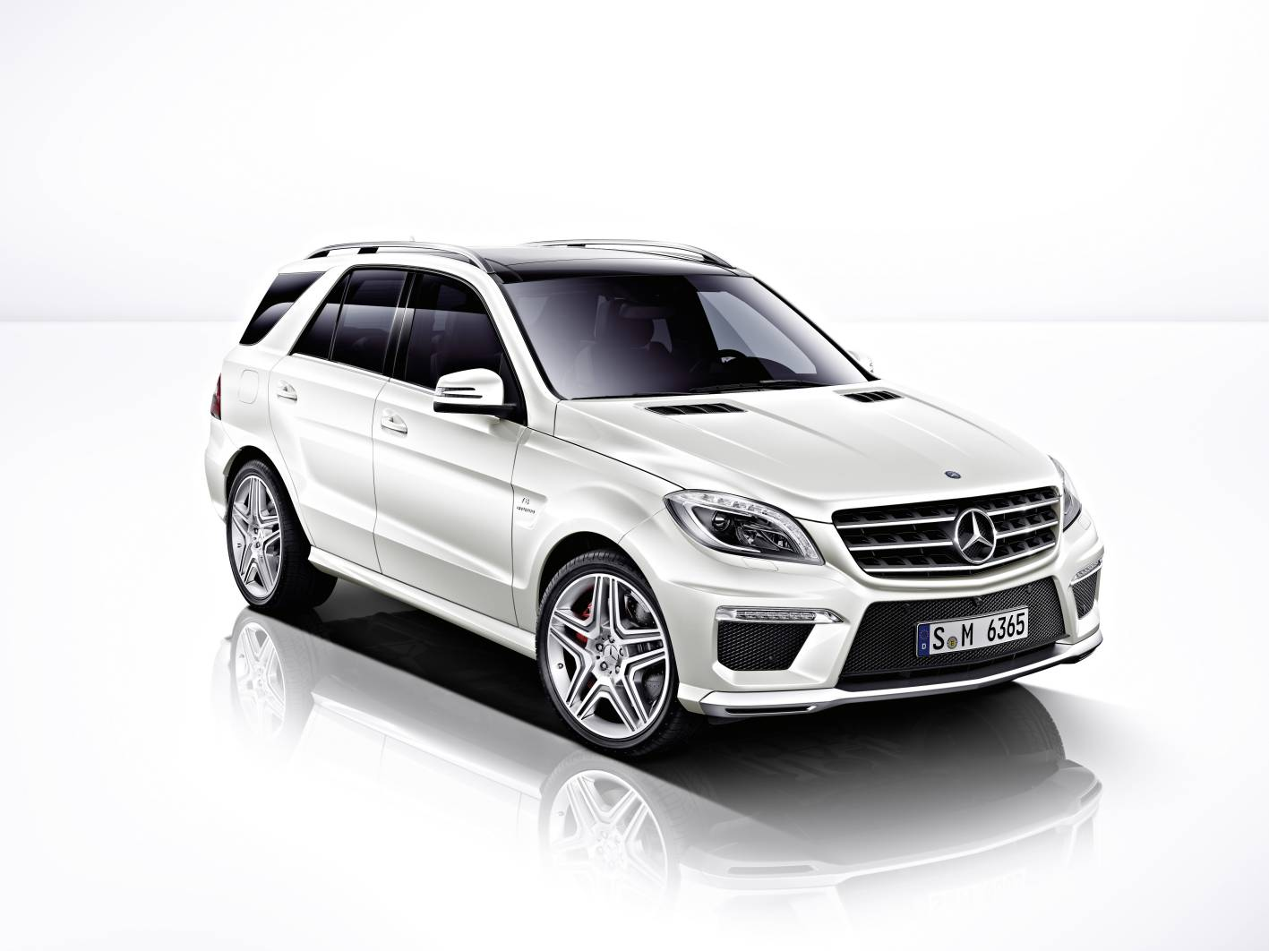 Mercedes-Benz ML #10