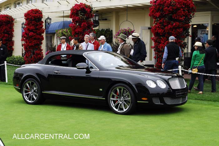 2011 Bentley Continental Gtc Speed #1