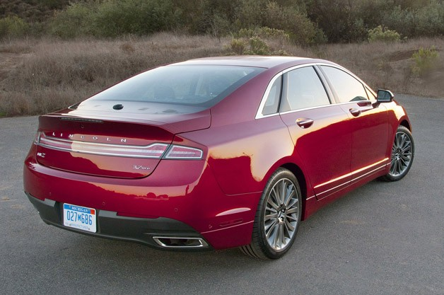 2013 Lincoln Mkz #15