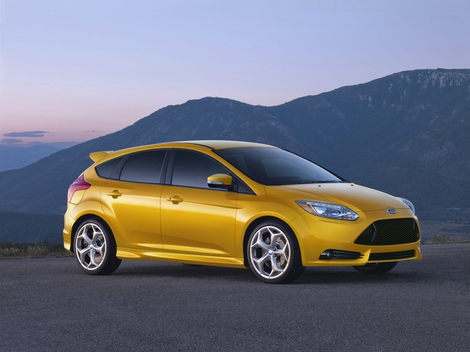 2013 Ford Focus St #8