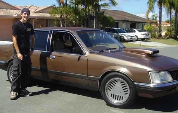 1982 Holden Commodore #13
