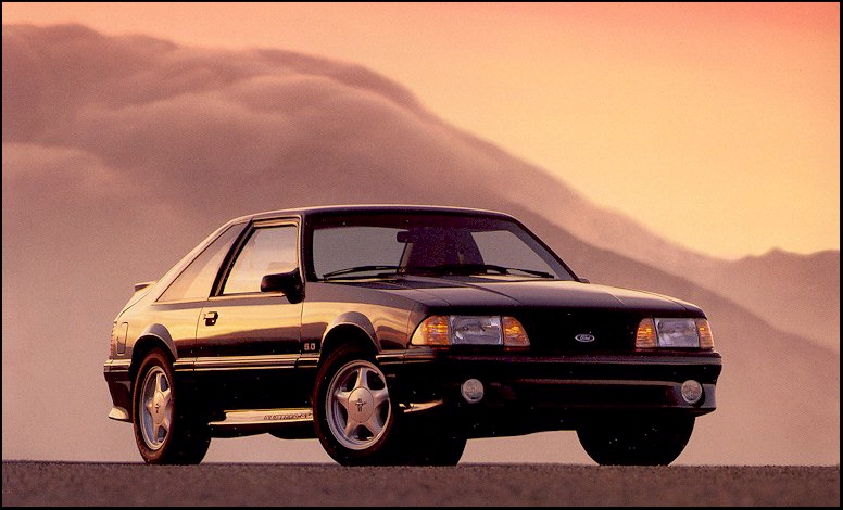 1992 Ford Mustang #11