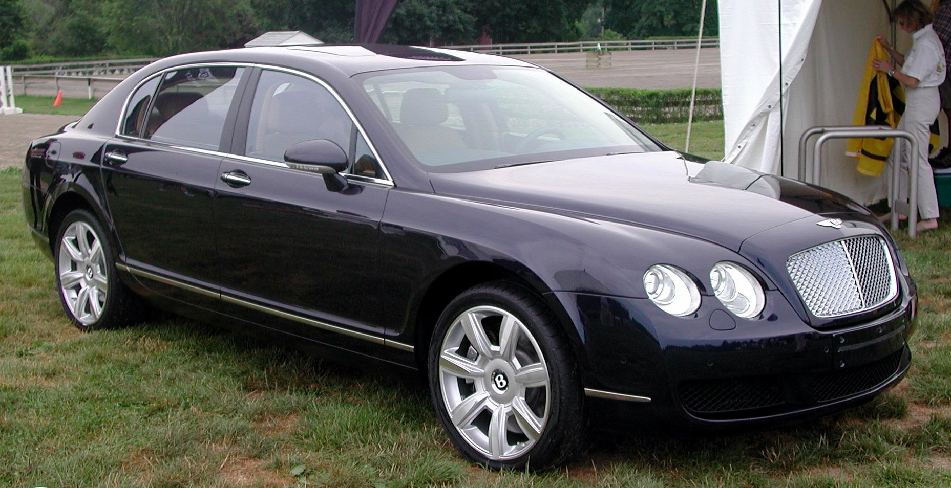 2009 Bentley Continental Flying Spur #6
