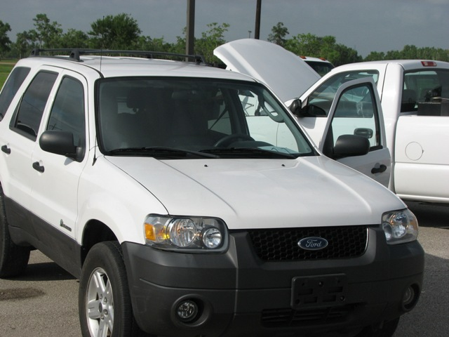 2006 Ford Escape Hybrid #9