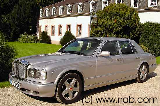 2002 Bentley Azure #11