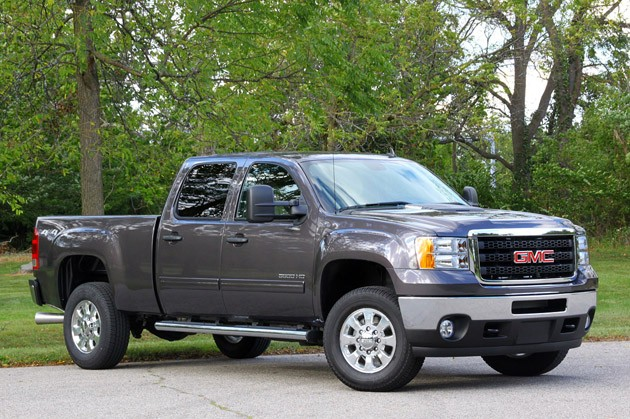 2010 Gmc Sierra 3500hd #2