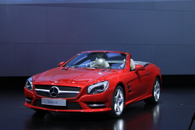 2012 Mercedes-Benz SL #6