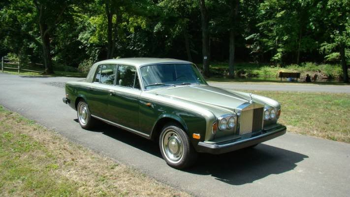 1974 Rolls royce Silver Shadow #16