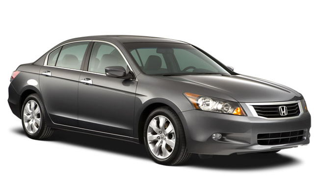 2009 Honda Accord #10