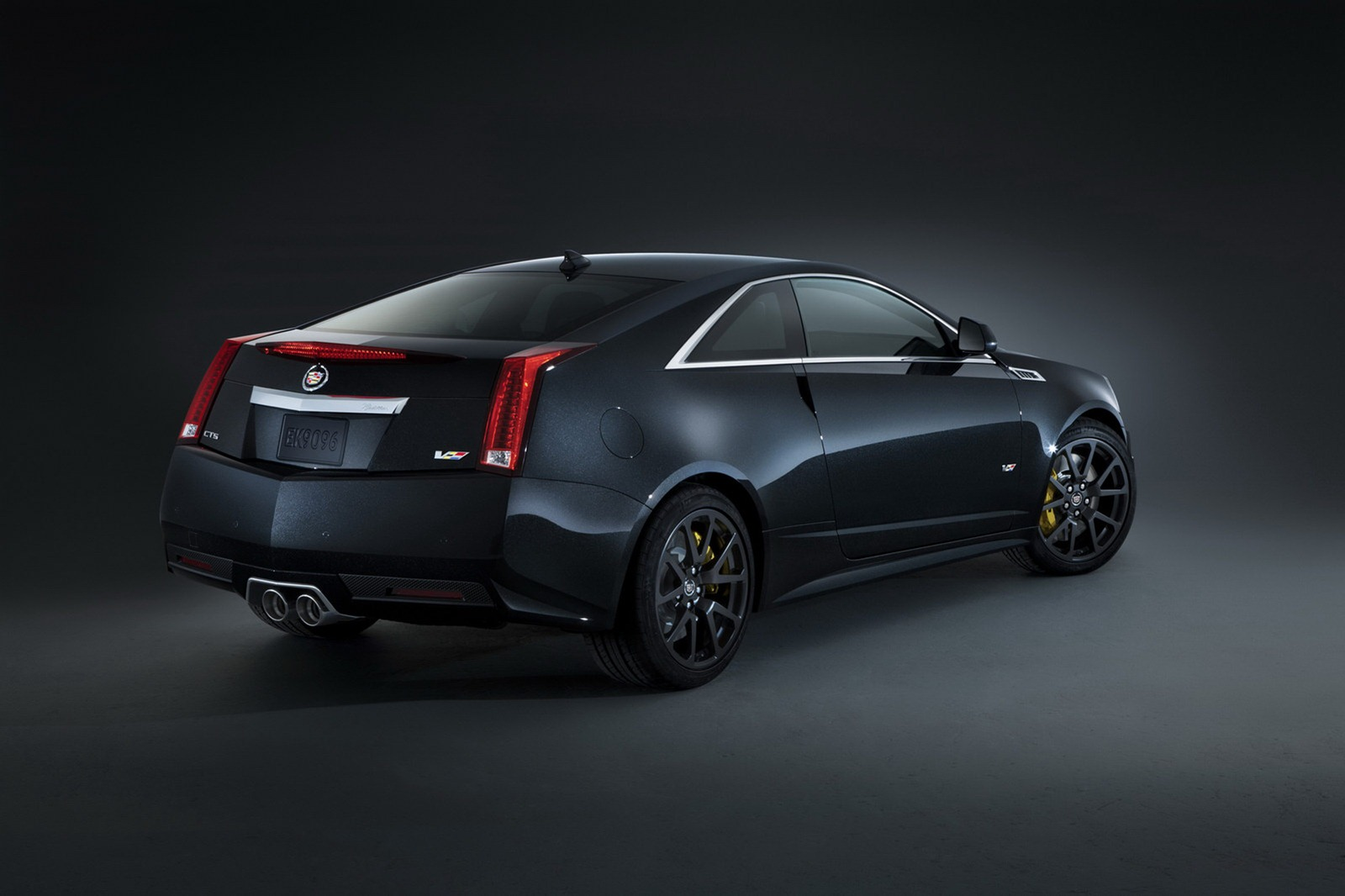 2013 Cadillac Cts-v Coupe #7