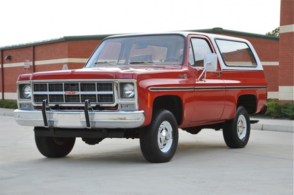 GMC Jimmy #12