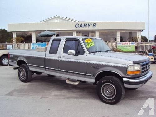 1993 Ford F-250 #12